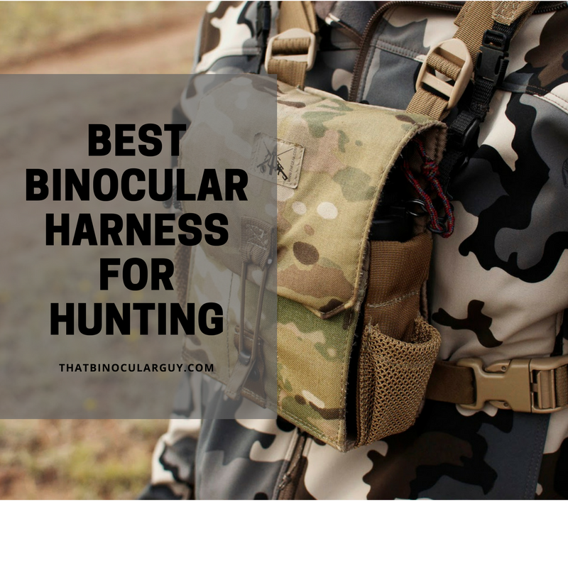 Best Binocular Harness for Hunting - My 3 Top Picks of 2017 Revealed (2)