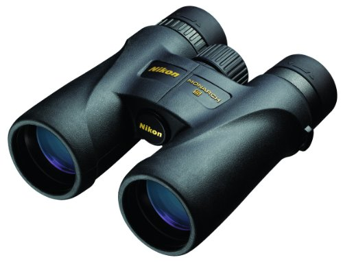 Nikon 7577 MONARCH 5 10×42 Binocular (Black)