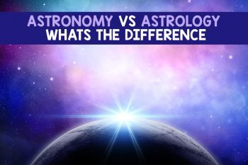 Astronomy vs astrology